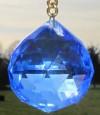 Swarowski, blau